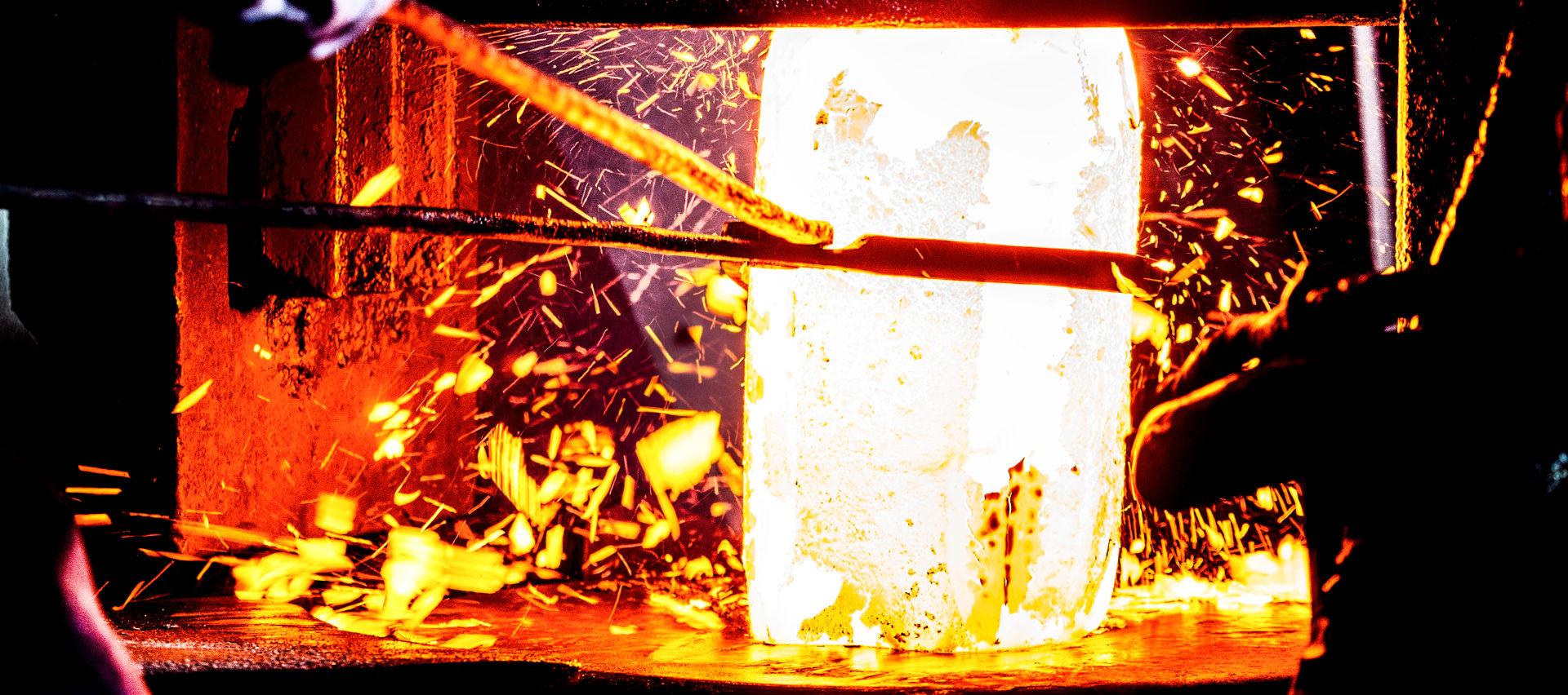 Azienda stampaggio a caldo - Sadam Pertusio Canavese