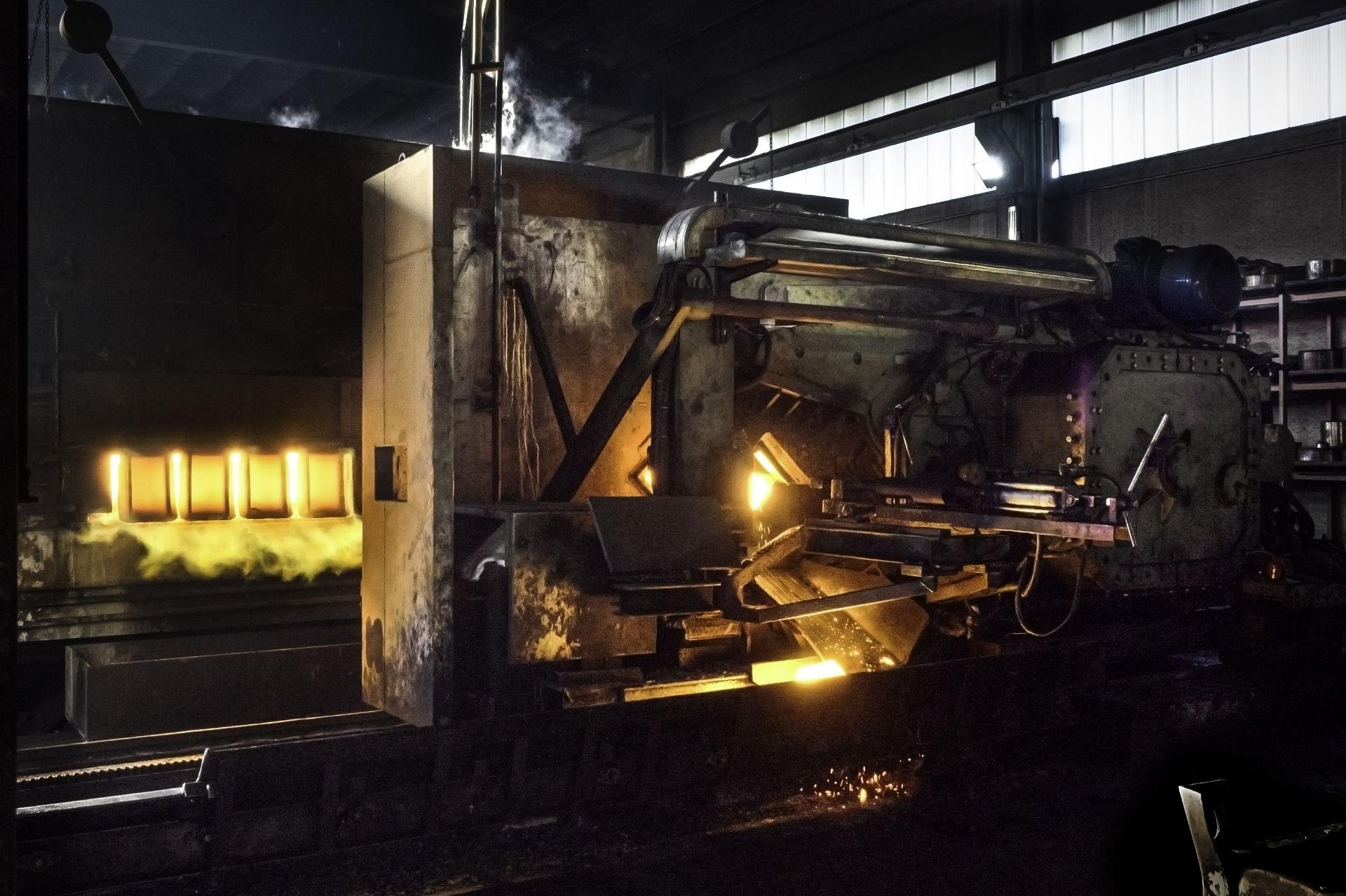 Sadam - linee produttive acciaio fuso