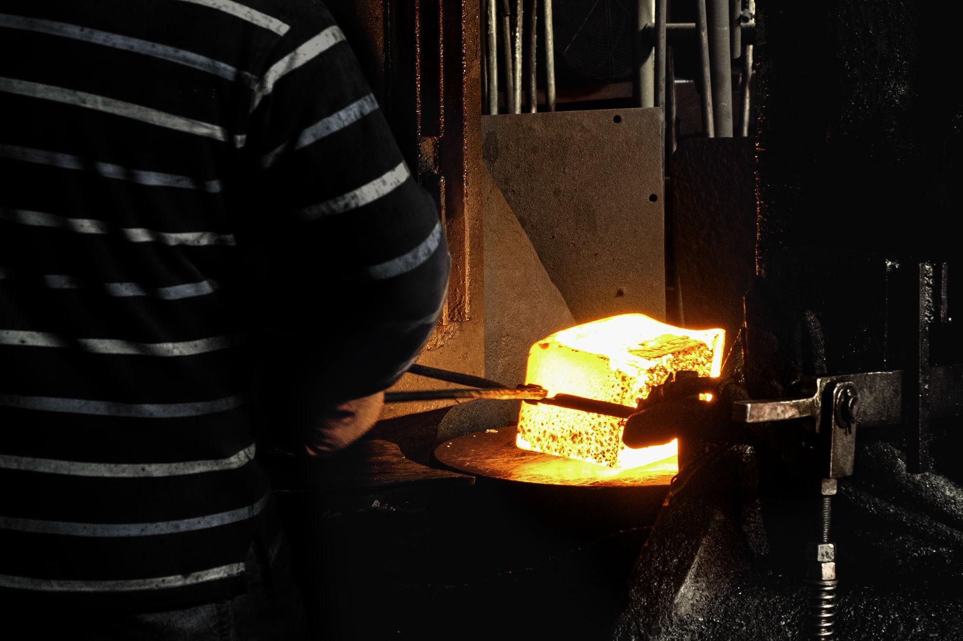 Sadam - linee produttive stampaggio a caldo