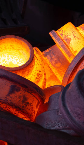 Sadam stampaggio acciaio Canavese - prodotti