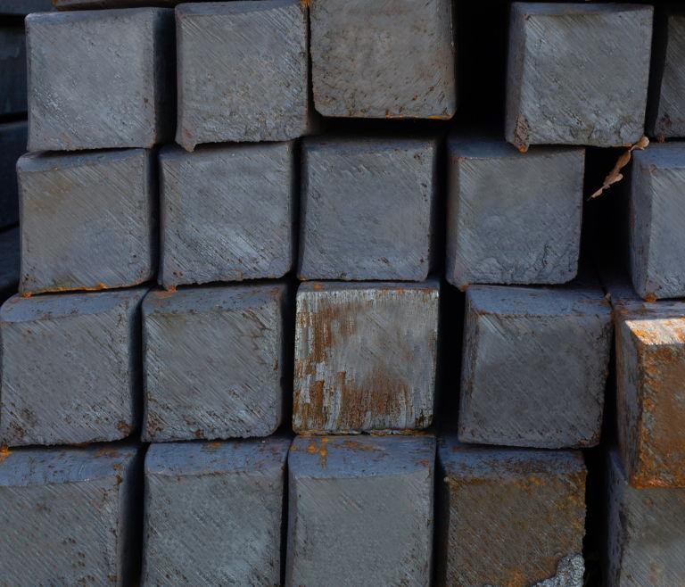Sadam stampaggio acciaio - deposito barre